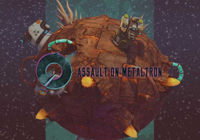 Assault on Metaltron miniatura www ps